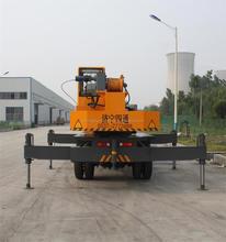 8 Ton Mobile Hydraulic Compact Crane,8 Ton Small Crane for sale