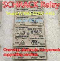TYCO SCHRACK Relay V23061-B1007-A401 24VDC 10A 5Pin