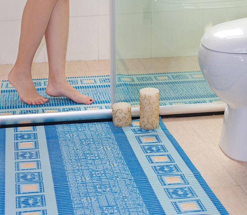 pvc schuim wasbaar badkamer tapijt anti  slip badkamer vloermatten badmatten product ID