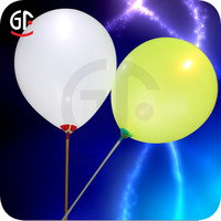 2015 New Products Wedding Party Favors Led Flashing Balloon