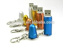 Hot selling Usb flash drive bullet