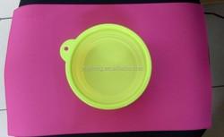 Food grade material dog/ cat silicone pet mat