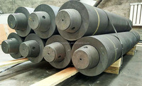 75 mm (3 inch) high quality Impregnation graphite electrodes
