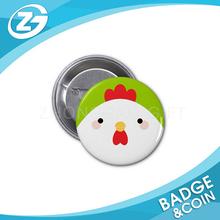 Custom Cheap Metal Tin Badge Pin Button