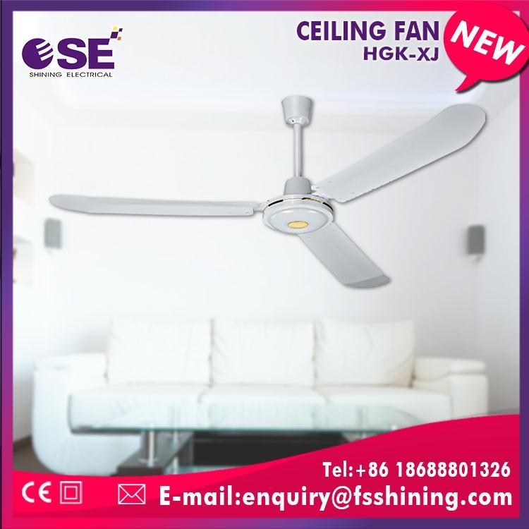 220/50 V/Hz pak hecho ventilador de techo sin prueba de caída