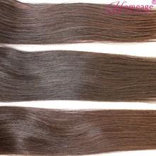 homeage top quality hair weft malaysian unprocessed virgin hair silky shiny hair