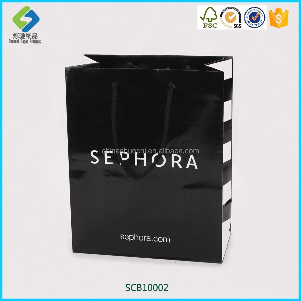 Custom Shopping Bags For Business | Prime Line Packaging