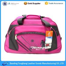 2015 new design sports bag travel