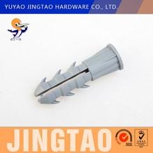 plastic expansion plug wall anchor