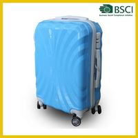 Fashionable best selling striped luggage