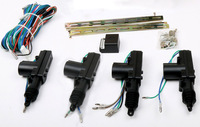 Universal Car Remote Central Lock 12V 4*Actuator Waterproof