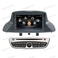1080P HD touch screen 2 din car dvd player gps for Renalt Megena 3