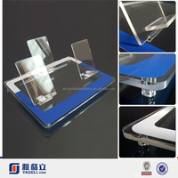 16 years no complaint display acrylic mobile phone display