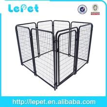 large outdoor welded panel outdoor dog playpen/welded wire dog kennel/large outdoor dog cage