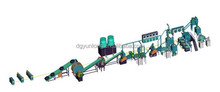 Used tire recycling equipment manufacturer