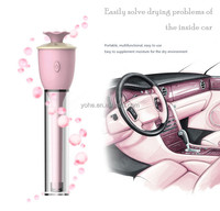Mini USB humidifier essential oil car diffuser