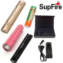 Supfire S5 mini led pocket torch light