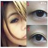 Professional Microfiber Magic Double Eyelid Sticker Eyeliner,Double Eyelid Tape