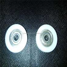 high performance widely used 626zz ball bearing plastic shower door roller wheel