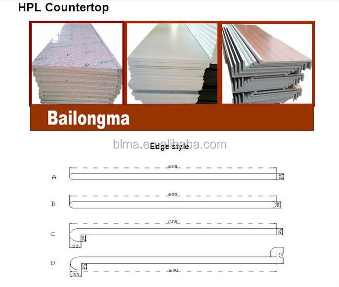 Laminate Countertop Prices : Countertop Laminate Cheap Price - Buy Hpl Countertop,Hpl Countertop ...