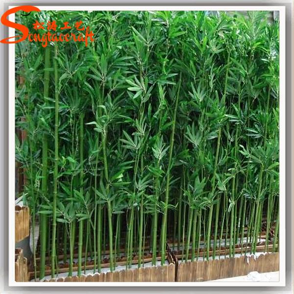 Guangzhou direct d 39 usine en gros taille vie arbre for Faux bambou exterieur