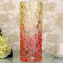 Different Types Decorative Glass Vase Wholesale