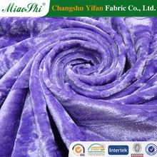 2015-best velvet fabric crushed velvet sofa fabric for indonesia market