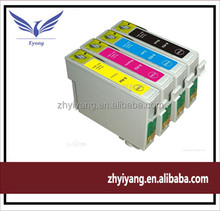 Hot sale! T0540/T0541/ T0542/T0543/T0544/T0544/T0548/T0549 remanufactured ink cartridge for Epson Stylus Photo R800/R1800