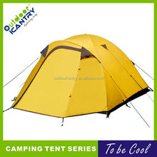 heated camping tents two layers tent cold weather tent 2015 KT2048