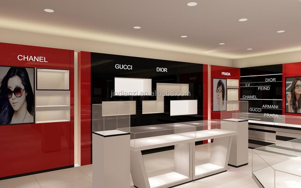 display cabinet shop design 1