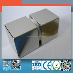 Hot Sales Big Cube Block China High Quality Wind Generator Permanent Magnet
