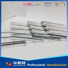 5mm colored acrylic stiffened panels