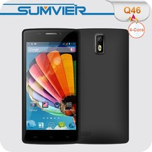 4.5 inch MTK6582 Quad core RAM 1GB ROM 4GB 5MP camera android smart phone