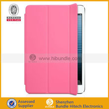 original smart cover for ipad mini,for apple ipad mini smart cover 2013 hot