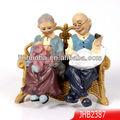 Caliente la venta de resina& el abuelo de la colección de la abuela