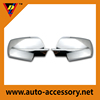 Newest model chevrolet truck parts ABS chrome full side mirror cover