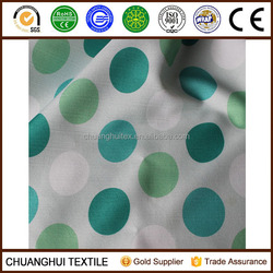 New Arrival 100% polyester blackout printing window curtain fabric