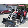 TZ-4 30-55HP 4WD Garden Tractor Front end loader for sale
