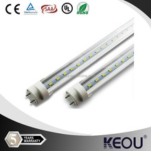 Paypal accepted good price led tube 60cm t8 5000/5500/6500/6000/4000/4500/2700/3500/7000/3000k UL TUV VDE CUL CAS ETL Approval