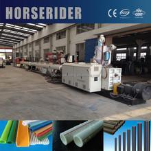 Horserider 2015 nuevo diseño PE Cable tubería que hace la máquina
