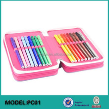 2015 Multifunction colorful Pencil case for teenagers