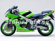 Motorcycle Fairing for Kawasaki ZX-6R 636 00-02 ZX6R ZX636 Ninja Fairing Kits