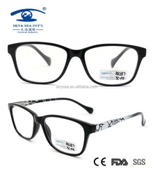 High quality plastic reading glasses,fashion injection optical frame