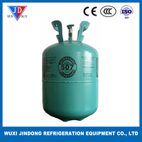Mixed refrigerant R507, Near azeotropic point refrigerants