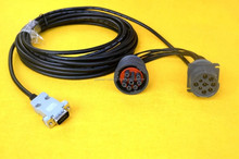 OBD OBD2 OBDII Adapter Cable Pack for Autocom CDP Pro Truck Diagnostic Tool