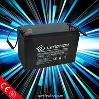 maintenance free recharge sla battery 12v80ah