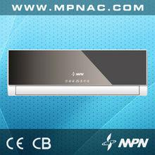 high efficiency black mirror air conditioner