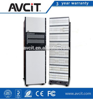 Home Control System,, 144x144 Full seamless Multi-format audio video Matrix switcher