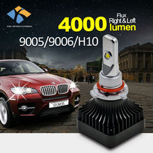 Latest product HB4 headlight kit car driving lamp9006