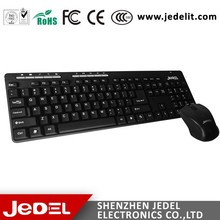 Made in China Cheaper 2.4ghz keyboard wireless from Jedel Factory